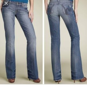 Citizens of Humanity boho jeans 24